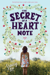 the secret of a heart note cover