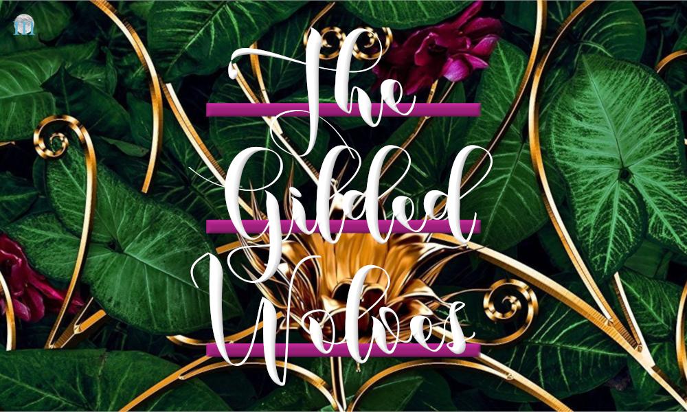 the gilded wolves art banner