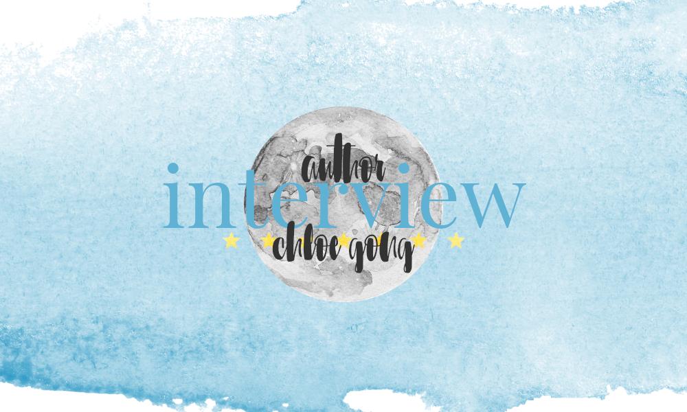chloe gong interview banner